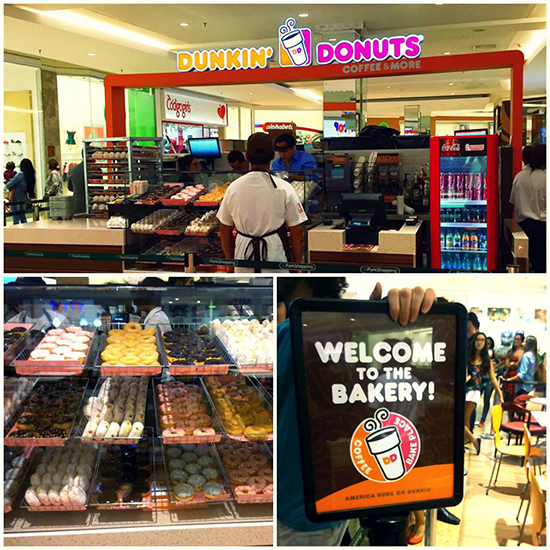 Dunkin Donuts ParkShooping