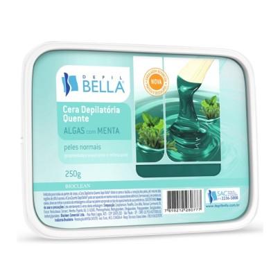 depil_bella_cera_depilatoria_quente_algas_com_menta_250g